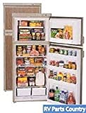 Dometic RM2620R Classic RV Refrigerator - 2-Way, 6 Cubic ft.