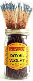 ロイヤルバイオレット – 100ワイルドベリーIncense Sticks   B005JE2F0K