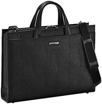 B4 ビジネスバッグ メンズ ブリーフケース 自立 ブランド 日本製 豊岡製鞄 黒 ブラック CWH200226-01