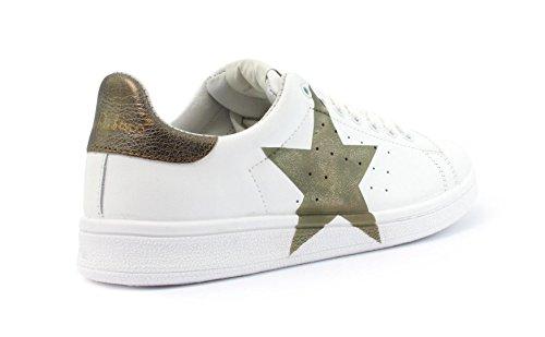 Sneaker Nira Rubens Dast56 Daiquiri Stella Blanc / Musc Taille 37 - Couleur Blanc