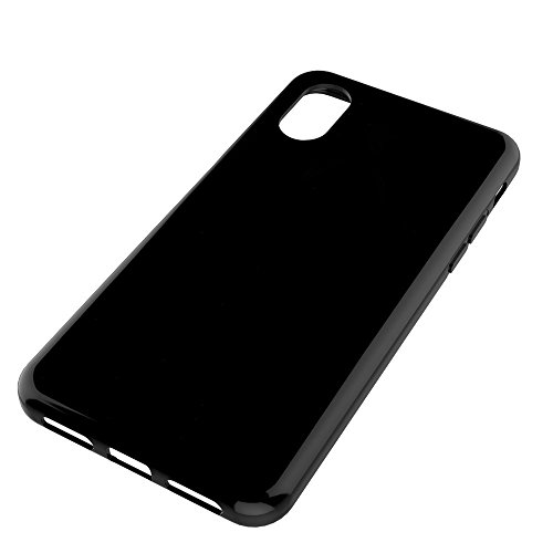 iPhone X Case - ZV TPU Cover [Simple Slim And Sleek] w/ Heavy Duty Tough Protection [Lightweight Shockproof Protective Case]
