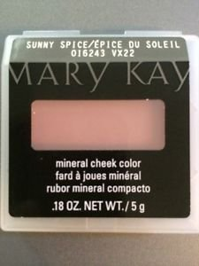 Cheek Blush Color - Mary Kay Sunny Spice Mineral Cheek Color