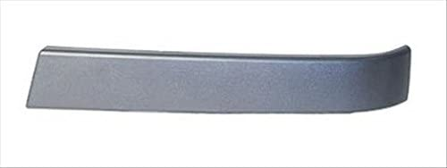 Partslink Number GM1213101 OE Replacement Chevrolet//GMC Passenger Side Grille Molding
