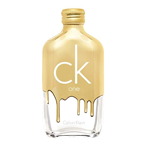 - Calvin Klein One Gold Eau de Toilette Spray, 3.4 Fl Oz
