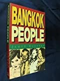 Front cover for the book Bangkok people by James Eckardt