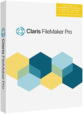 Claris FileMaker Professional 19 Superior Improve ESD [PC/Mac Online Code]