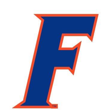 Wincraft Florida Gators UF University of Florida College 4x4 Perfect Cut Decal
