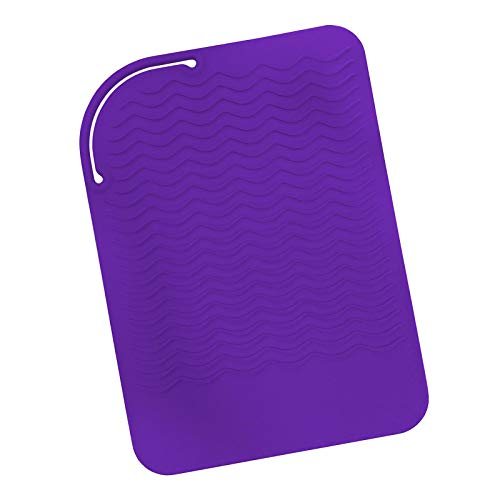 heat resistant flat iron mat - 7