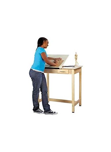 (Shain Art Drafting Table w Reference Piece)