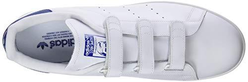 Homme Adidas Blanc Smith footwear Royal footwear White Stan Baskets collegiate White Basses xpIxZ