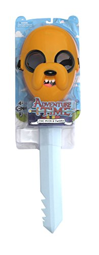 Adventure Time Jake Mask with Sword ()