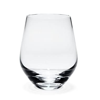 Lenox Tuscany Classics 12-Ounce Simply White Tumblers, Set of 4