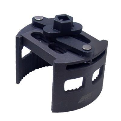 JTC オイルフィルターレンチ 正逆使用可能 当たり面にギザ付きで強力に掴みます。 大型車 トラック JTC4584 B071XJRT89