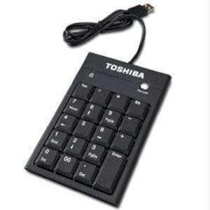 Amazon.com: Toshiba The Toshiba Portable Numeric Keypad ...