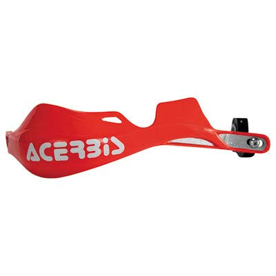Acerbis 2142000004 Rally Pro X-Strong Red Handguard: Automotive