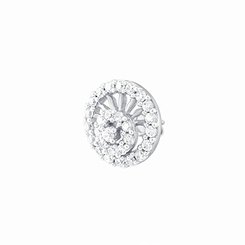 Giantti 14carats Diamant pour femme Dangler Boucles d'oreilles (0,49CT, VS/Si-clarity, Gh-colour)