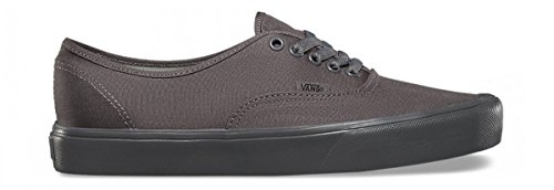 Vans Mens Authentic Lite Mono Ankle-High Canvas Skateboarding Shoe Mono Gargoyle Grey UdQXzFJ