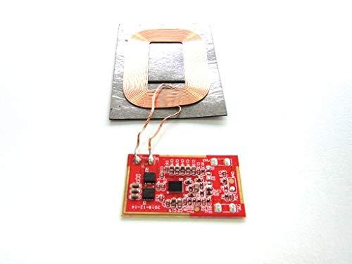 U-way ワイヤレスレシーバー PCBAボード サーキットボード + コイル UNIDR-0303