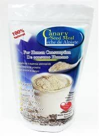 Natural Leche De Alpiste Canary Seed Meal