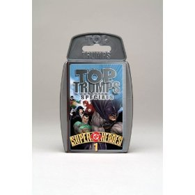 Top Trumps - DC Super