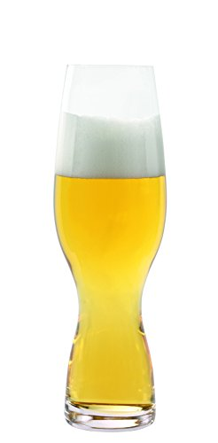 Spiegelau 4992665 12.8 oz Craft Pilsner Beer Glasses Set of 2 Clear ()