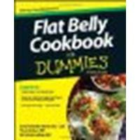 Flat Belly Cookbook For Dummies by Palinski-Wade, Erin, Gidus, Tara, LaRue, Kristina [For Dummies, 2013] (Paperback) [Paperback]