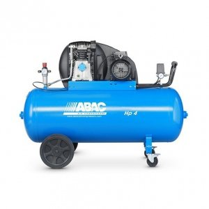 Compresor de aire à Pistón insonorisã Reservoir de 200 litros Motor de 4 CV S a39b 200 CT4 ABAC: Amazon.es: Bricolaje y herramientas
