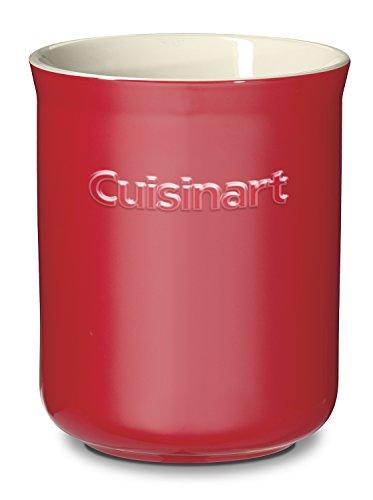 Cuisinart CTG-00-CCRRC Ceramic Crock, Red and (Crock Mug)