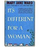 img - for It's different for a woman book / textbook / text book