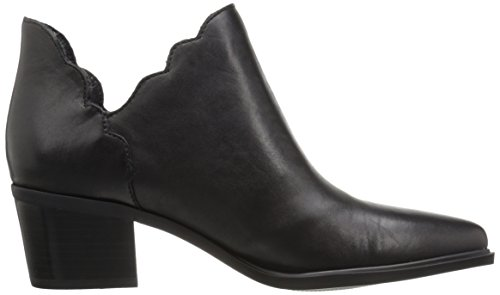 Betsey Bootie Black Keeley Women's Blue Johnson by Leather Ankle FqgF1H4