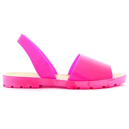 Sandali Cursori Viva Festival Sandalo Donna Flatform Rosa Infradito Pigolio Punta 8qPFTq