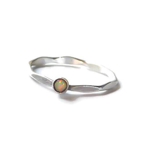 925 Sterling Silver Gemstone Ring Handmade Jewelry SZ 5 6 7 8 9 10 11 12 13
