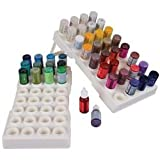 Bulk Buy: Artbin (2-Pack) Storage Super Satchel Glitter Glue Tray 12.25in. x 6in. Holds 32 Bottles 6951AB