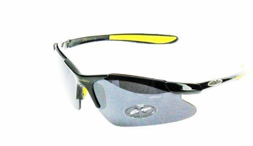 Triathlon Run Bike Super Light Xloop Black Sunglasses - Run Sunglasses