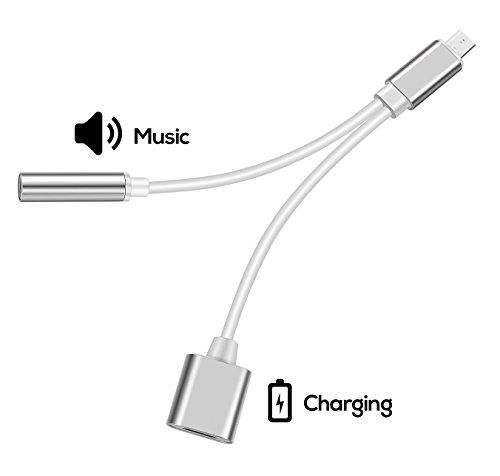 Audio Headphone Adapter - 6