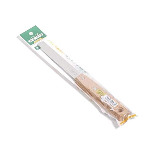 Nisaku NJP538-1 0.7-Inch Blade Stainless Steel Caulking - Tile Albion