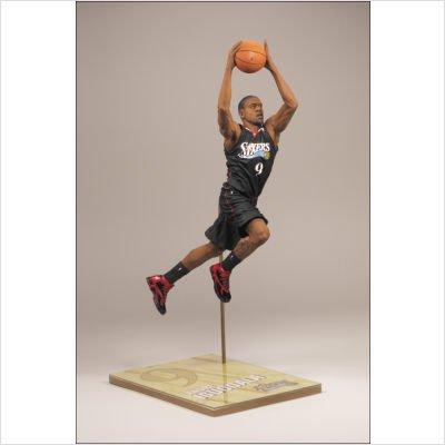 McFarlane Toys NBA Sports Picks Series 16 (2009 Wave 1) Action Figure Andre Iguodala (Philadelphia 76ers) ()