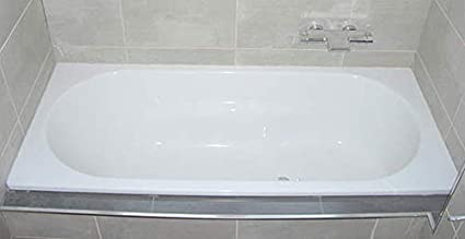 Vasca Da Bagno Ad Incasso Ovale : Kaldewei vasche vaio set vasca ad incasso  amazon