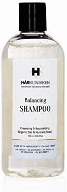 Harklinikken Balancing Shampoo | 8.45 Oz. Daily Shampoo | Restores the Natural pH Balance to the Scalp - Reduces Scalp Irritation - For All Hair Types - Natural Plant-Based Ingredients