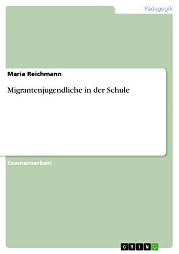 Download Migrantenjugendliche in der Schule (German Edition) Pdf
