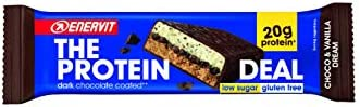 Enervit - Protein Deal Bar 25 x 55g Riegel Choco Vanilla