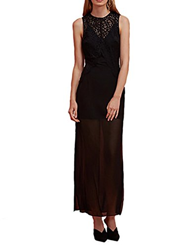 Keepsake Be The One Gown In Black (Extra Small)