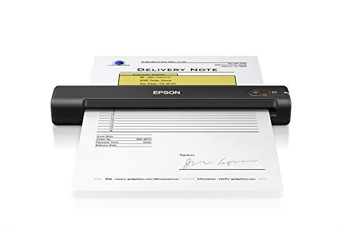 Epson Workforce ES-50 Portable Sheet-fed Document Scanner