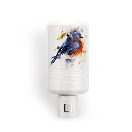 Bluebird Nightlight & Essential Oil Burner