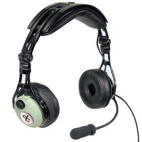 Passive Aviation Headset - David Clark Passive: DC PRO