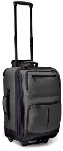 Rick Steves 21 Inch Wheeled Bag, Graphite, One Size