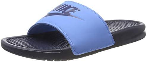 Nike Benassi JDI, Zapatos de Playa y Piscina para Hombre