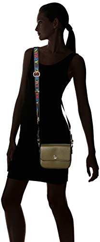 A Exchange Verde Donna Round green Bag With Hornet Borse Crossbody Logo Tracolla Armani Small 8dx11g