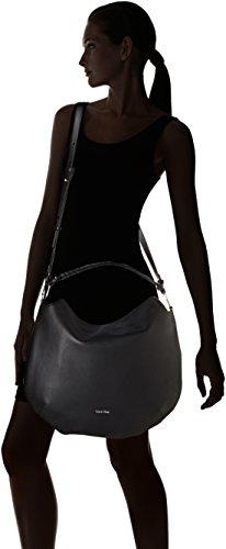Calvin femme main Hobo Sac Michelle Black porte Noir Klein PrYwAP