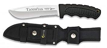 K25 Cuchillo Modelo TANIWHA- Serie Energy. Acero ...